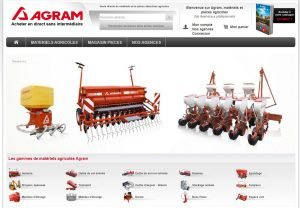 Agram machines agricoles