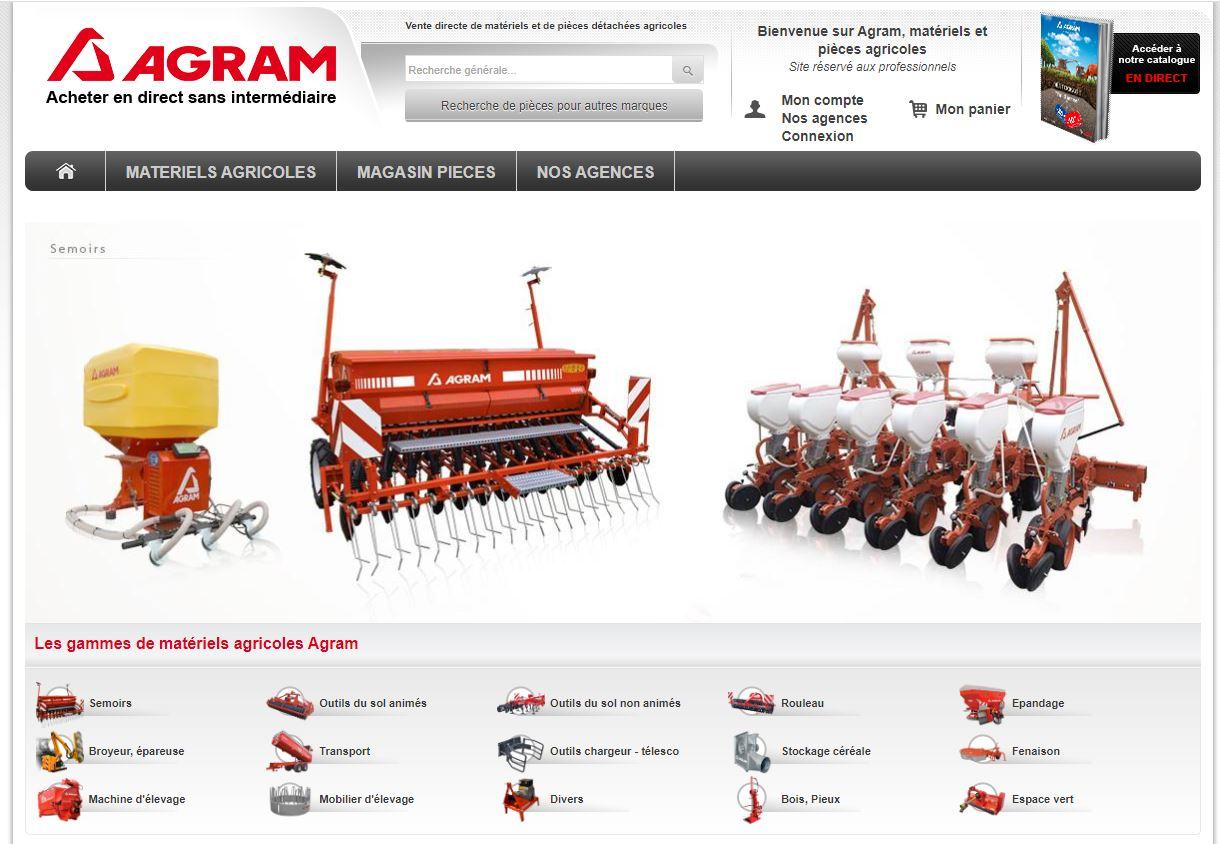 Agram machines agricoles